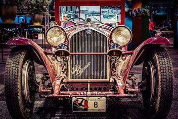 Pre-war Alfa Romeo 8C 2300 1932 van