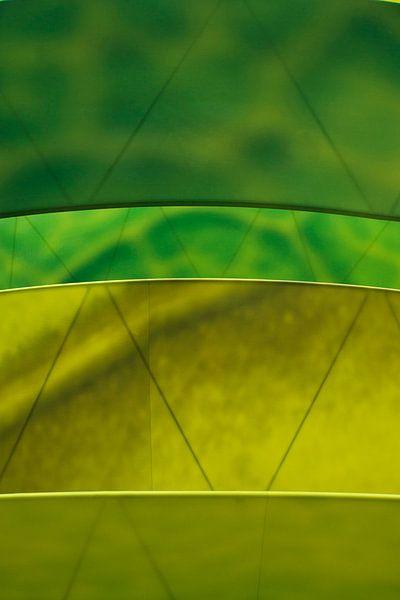 Abstract 'Green' van Greetje van Son