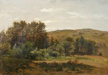 Carlos de Haes-Berglandschap, Antiek landschap