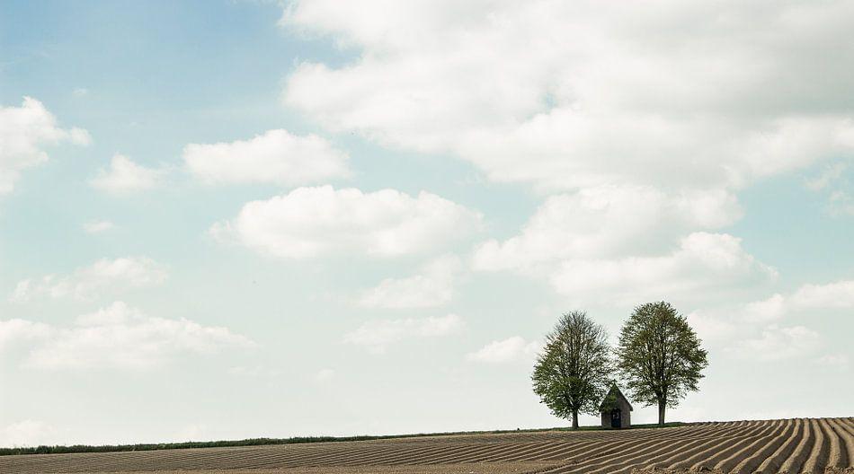 België Zwalmstreek panorama van Steve Van Hoyweghen