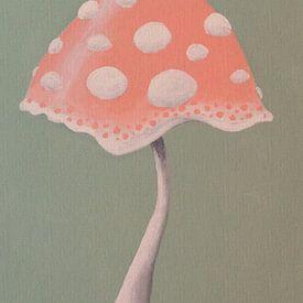 Fantasie Pilz von Iwona Sdunek alias ANOWI