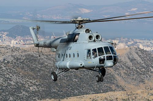 Kroatische Luchtmacht Mi-8 Hip