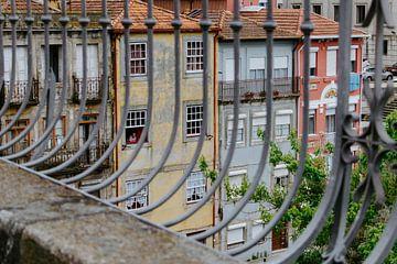 Ansichten von Häusern in Porto von Jessica Arends