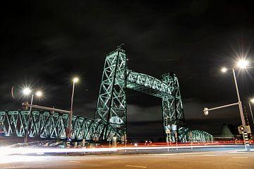 Koningshavenbrug, De Hef, in Rotterdam van Eric de Jong