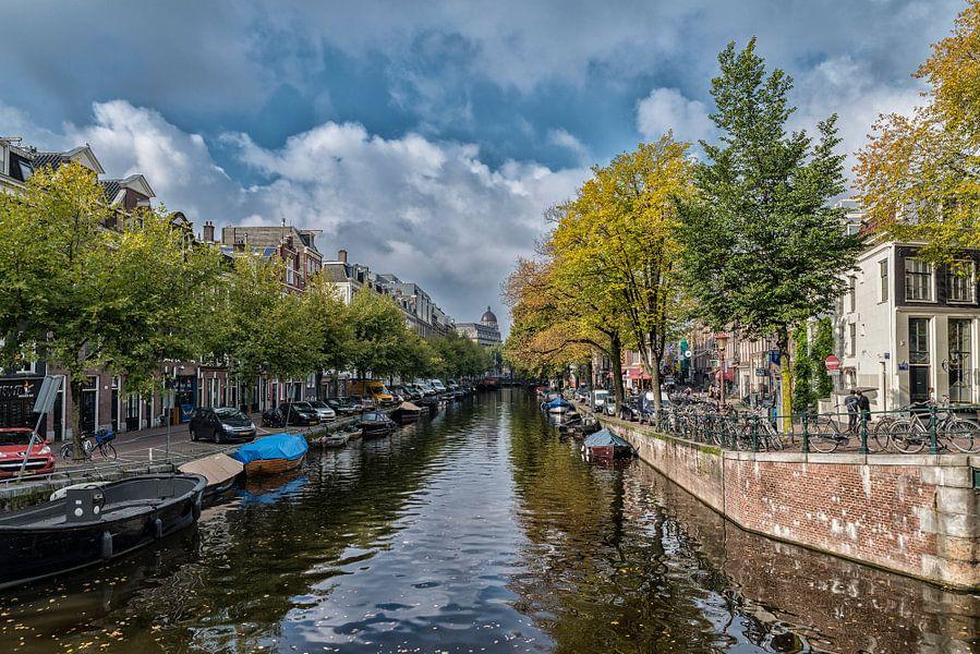 De Zieseniskade Amsterdam.