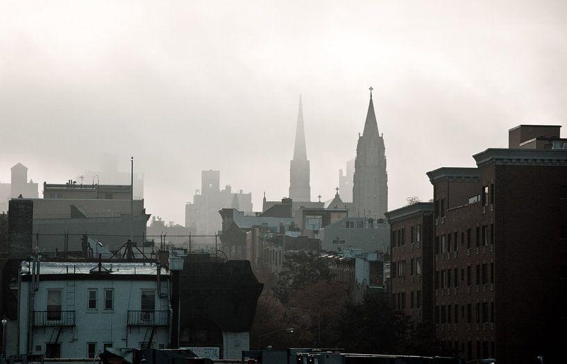 Brooklyn ontwaakt van Tineke Visscher