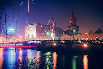 Berlin – New Year's Eve sur Alexander Voss