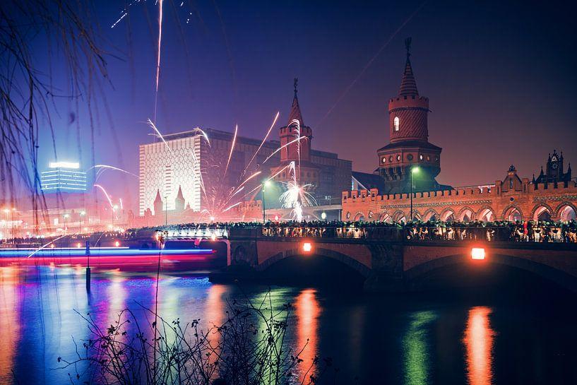 Berlin – New Year's Eve van Alexander Voss