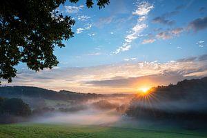 Bergisches Land, Odenthal, Duitsland van Alexander Ludwig