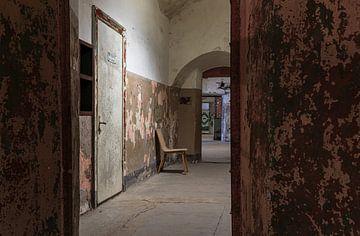 Gefängnis KGB Estland von Marcel Kerdijk