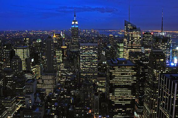 New York City van Paul van Baardwijk