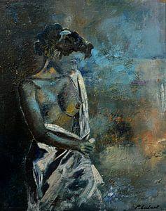 roman lady van