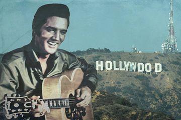 Legends - Elvis Presley van Christine Nöhmeier