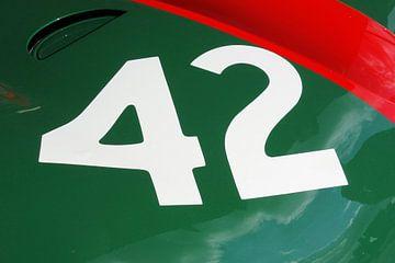 Racing No.42 van Theodor Decker