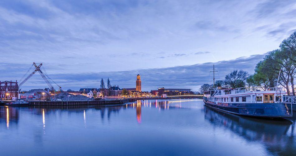 Skyline Zwolle van Martin Bredewold