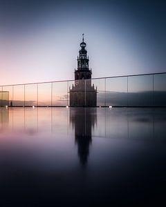 Martinitoren von Forum Groningen von Harmen van der Vaart