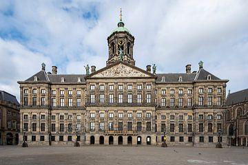Königlicher Palast Amsterdam von Peter Bartelings Photography