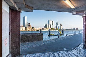 Stadsgezicht van Peter van Hengstum