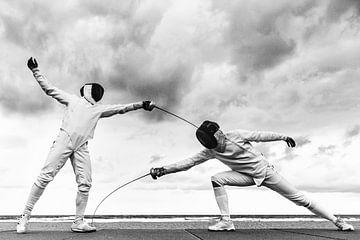 04 - Fencing von Irene Hoekstra