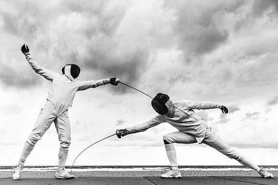 04 - Fencing van Irene Hoekstra