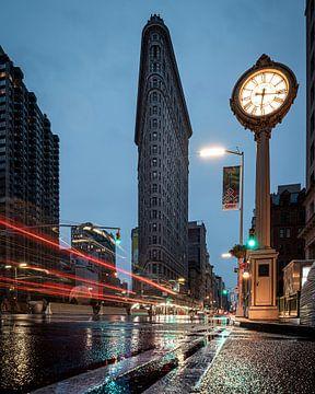 New York Flatiron-gebouw van Stefan Schäfer