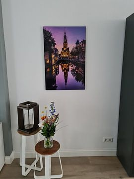 Photo de nos clients: La tour du défi sur Dick Portegies
