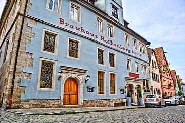 Brasserie Rothenburg sur Roith Fotografie