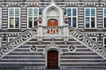 Dutch colonial era van