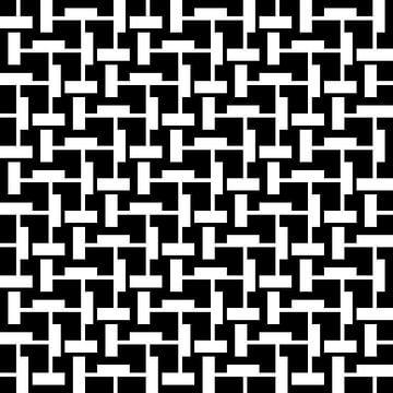 Permutation | ID=09 | V=27-01-1 | 1:1 | 12x12 von Gerhard Haberern