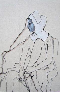 Girl von Kim Rijntjes