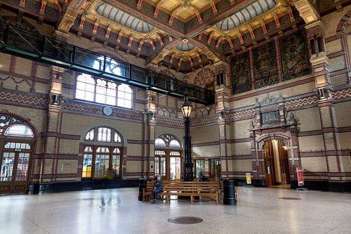 Stadsbeeld Groningen: Stationshal NS Groningen