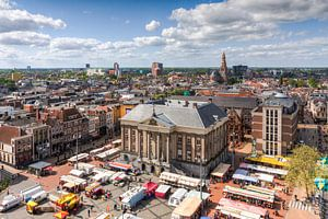 View on Groningen