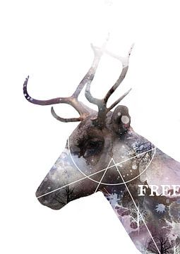 Free (hert) van Marjorie van Zaane
