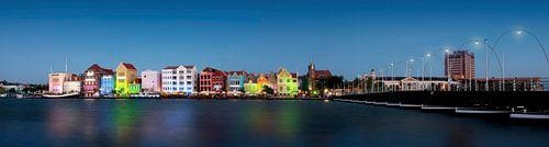 Handelskade Curacao van Keesnan Dogger Fotografie