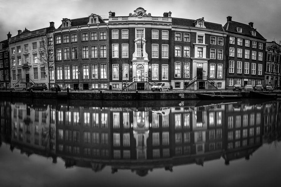 Ronde reflecties van Iconic Amsterdam