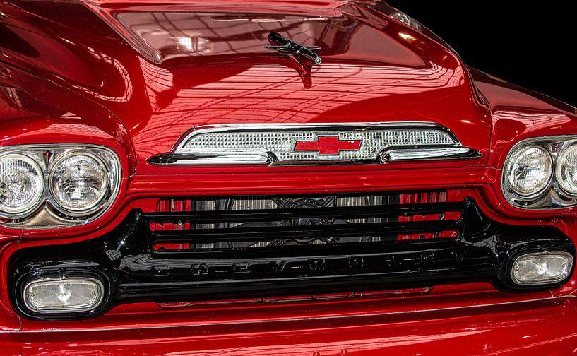 Chevrolet USA van Brian Morgan