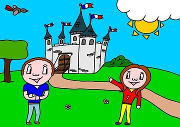 Schloss SUZ von AG Van den bor