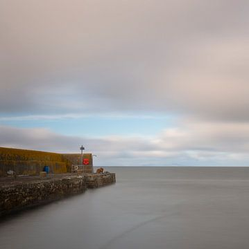 Pollnadivva Pier, Ireland von Bo Scheeringa Photography