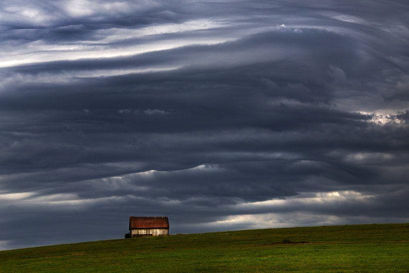 Voor de storm sur Harrie Muis