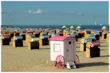 seaside resort van Bernd Hoyen