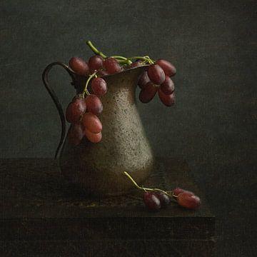 Weintrauben von Carolien van Schie