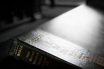 Bijbel van Mart Marbus