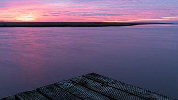 Sonnenuntergang Kurfürstliche Kaste von Anjo ten Kate
