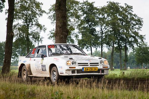 Eurol Hellendoorn Rally 1
