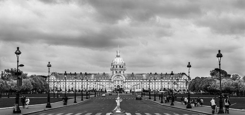 Legermusuem Parijs van Marry Fermont