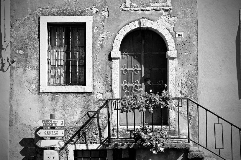 Una casa di Molina Italia  van Jasper van de Gein Photography