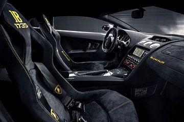 Lamborghini Gallardo LP 570-4 Blancpain Edition - interieur van Ansho Bijlmakers