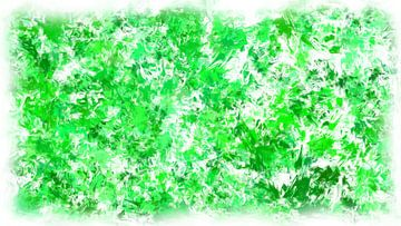 Abstract lente van Maurice Dawson