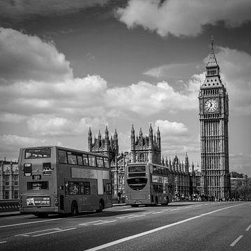 Typisch London von Melanie Viola