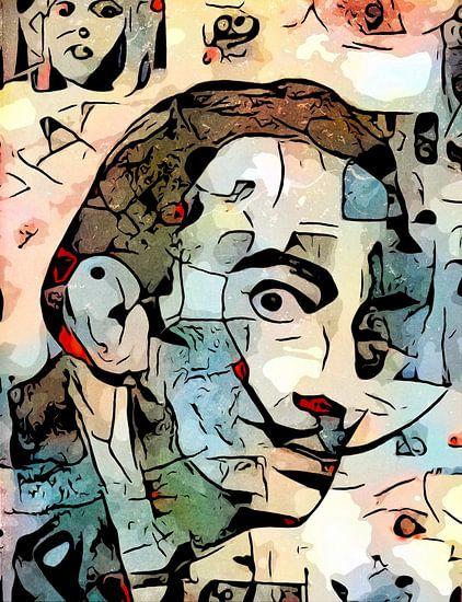 Het uitzicht (Salvador Dali)